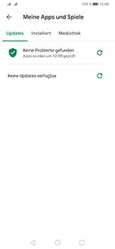 Huawei P30 Pro - Apps - Nach App-Updates suchen - Schritt 5