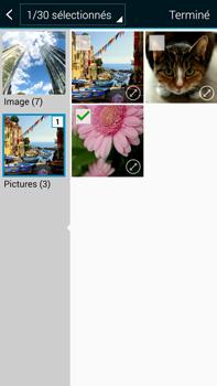 Samsung N910F Galaxy Note 4 - E-mail - envoyer un e-mail - Étape 15