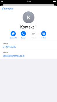Apple iPhone 8 Plus - iOS 13 - MMS - Erstellen und senden - Schritt 10
