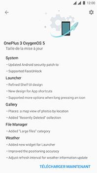 OnePlus 3 - Android Oreo - Appareil - Mises à jour - Étape 7