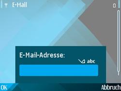 Nokia E71 - E-Mail - Konto einrichten - Schritt 11