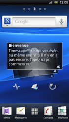 Sony Xperia Ray - Internet - Configuration automatique - Étape 3