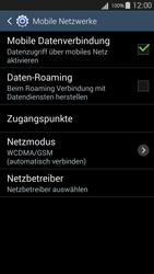 Samsung Galaxy S III Neo - Netzwerk - Netzwerkeinstellungen ändern - 6 / 8