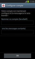 Samsung I8190 Galaxy S III Mini - E-mail - Configuration manuelle - Étape 17