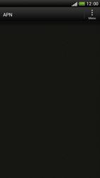 HTC One S - Internet et roaming de données - Configuration manuelle - Étape 8