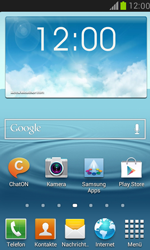 Samsung Galaxy S III Mini - Software - Installieren von Software-Updates - Schritt 1
