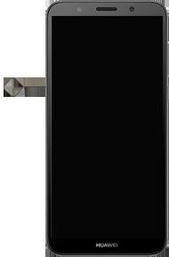 Huawei Y5 (2018) - SIM-Karte - Einlegen - 2 / 9