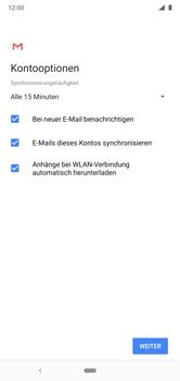 Nokia 6.1 Plus - E-Mail - Konto einrichten (yahoo) - 11 / 18