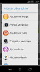 Sony Xpéria E3 - Contact, Appels, SMS/MMS - Envoyer un MMS - Étape 15