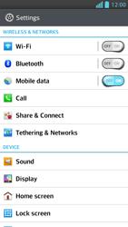 LG P875 Optimus F5 - MMS - Manual configuration - Step 4