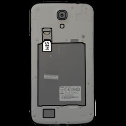 Samsung I9205 Galaxy Mega 6-3 LTE - SIM-Karte - Einlegen - Schritt 3