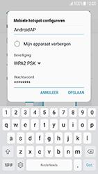 Samsung Galaxy J3 (2017) (SM-J330F) - WiFi - Mobiele hotspot instellen - Stap 10