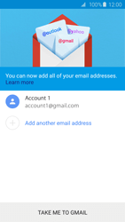 Samsung Galaxy S6 Edge - E-mail - 032a. Email wizard - Gmail - Step 15