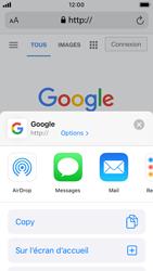 Apple iPhone SE - iOS 13 - Internet - Navigation sur Internet - Étape 16