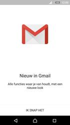 Sony E5603 Xperia M5 - E-mail - handmatig instellen (gmail) - Stap 4