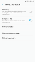 Samsung Galaxy S6 (G920F) - Android Nougat - Buitenland - Internet in het buitenland - Stap 7
