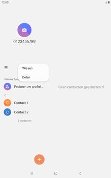 Samsung galaxy-tab-a-8-0-lte-2019-sm-t295 - Contacten en data - Contacten overzetten via Bluetooth - Stap 5