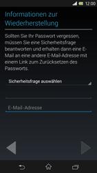 Sony Xperia Z - Apps - Einrichten des App Stores - Schritt 10
