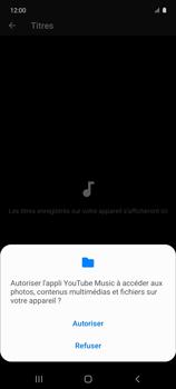 Samsung Galaxy A51 5G - Photos, vidéos, musique - Ecouter de la musique - Étape 7