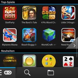 BlackBerry Q10 - Apps - Herunterladen - 7 / 21