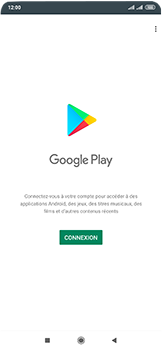 Xiaomi Mi Mix 3 5G - Applications - Configuration de votre store d