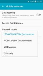 Samsung J320 Galaxy J3 (2016) - Réseau - Changer mode réseau - Étape 6