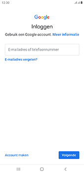 Samsung Galaxy J6 Plus - E-mail - e-mail instellen (gmail) - Stap 9