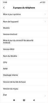 Xiaomi RedMi Note 7 - Logiciels - Installation de mises à jour - Étape 4