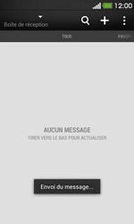 HTC Desire 500 - E-mail - envoyer un e-mail - Étape 16