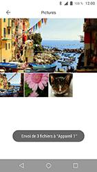 Wiko WIM Lite - Photos, vidéos, musique - Envoyer une photo via Bluetooth - Étape 13
