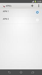 Sony D5503 Xperia Z1 Compact - Internet - handmatig instellen - Stap 18