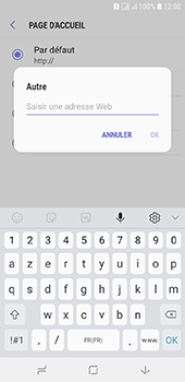 Samsung Galaxy A6 - Internet - configuration manuelle - Étape 29