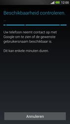 HTC One - Applicaties - Account instellen - Stap 9