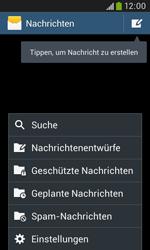 Samsung S7580 Galaxy Trend Plus - SMS - Manuelle Konfiguration - Schritt 5