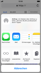 Apple iPhone SE - Internet - Internet verwenden - 1 / 1