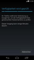 LG D821 Google Nexus 5 - Apps - Konto anlegen und einrichten - Schritt 9