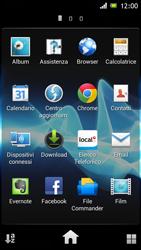 Sony Xperia J - Internet e roaming dati - Uso di Internet - Fase 3