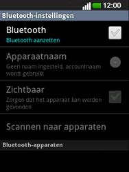 LG E400 Optimus L3 - bluetooth - headset, carkit verbinding - stap 6
