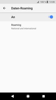 Sony Xperia XA2 Ultra - Ausland - Auslandskosten vermeiden - Schritt 9