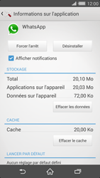 Sony Xperia Z2 - Applications - Comment désinstaller une application - Étape 6