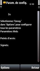 Nokia 5800 Xpress Music - Internet - configuration automatique - Étape 5
