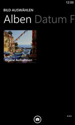 Nokia Lumia 925 - MMS - Erstellen und senden - Schritt 12
