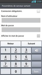 LG D505 Optimus F6 - E-mail - Configuration manuelle - Étape 13