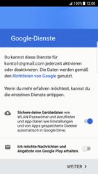 Samsung Galaxy S7 Edge - Android N - Apps - Einrichten des App Stores - Schritt 17