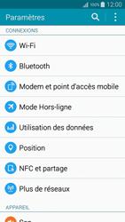 Samsung A500FU Galaxy A5 - Réseau - Sélection manuelle du réseau - Étape 4