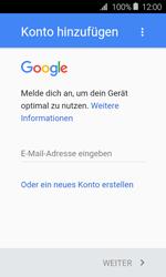 Samsung J120 Galaxy J1 (2016) - E-Mail - Konto einrichten (gmail) - Schritt 10
