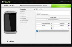 HTC X315e Sensation XL - Software - Sicherungskopie Ihrer Daten erstellen - Schritt 10