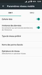 Acer Liquid Z6 Dual SIM - Internet - désactivation du roaming de données - Étape 7