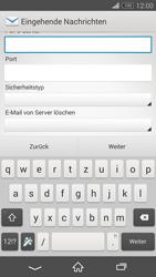 Sony D5803 Xperia Z3 Compact - E-Mail - Konto einrichten - Schritt 9