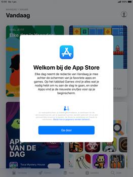 Apple ipad-pro-9-7-ios-12 - Applicaties - Downloaden - Stap 3
